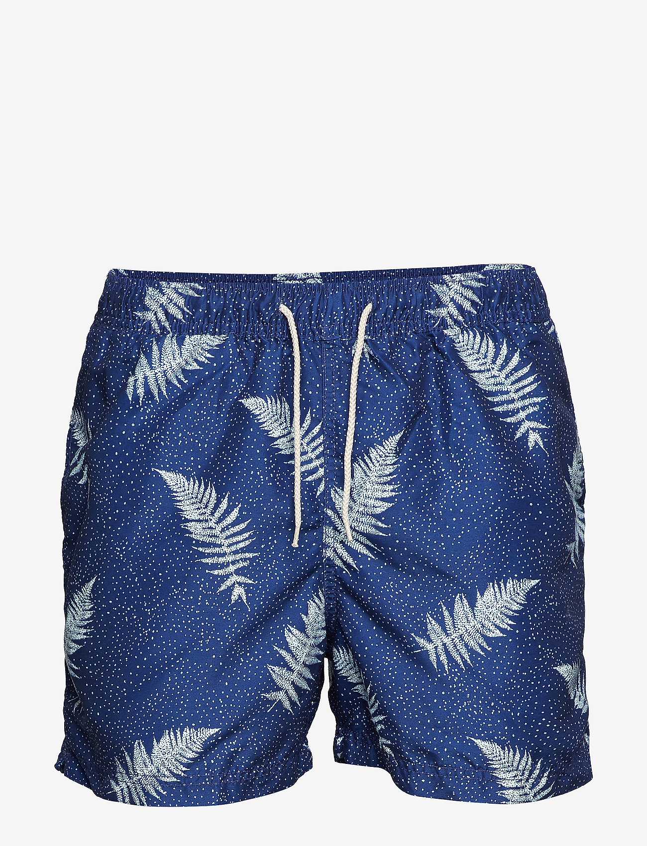 Selected Homme - SLHCLASSIC AOP SWIMSHORTS W - swim shorts - dark sapphire - 0