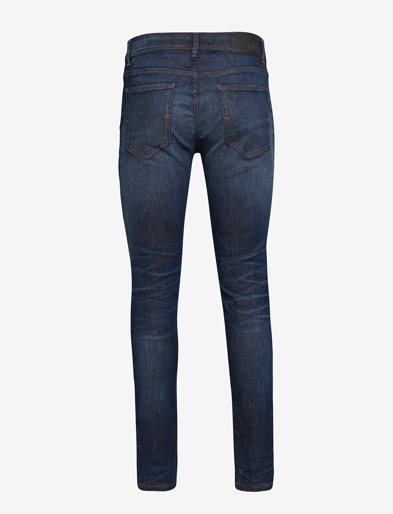 Selected Homme - SLHSLIM-LEON 6156 D.BLU SU-ST JNS W NOOS - slim jeans - dark blue denim - 1