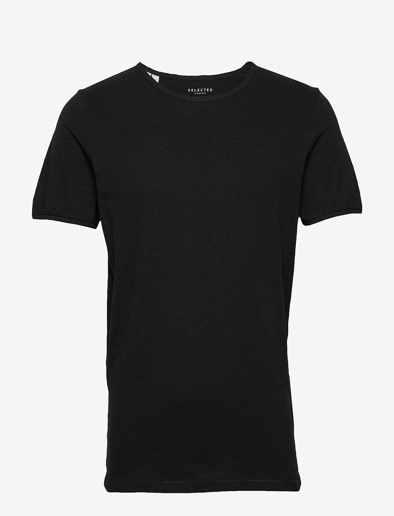 SELECTED HOMME Slhrory Print SS O-Neck Tee W T-Shirt Donna