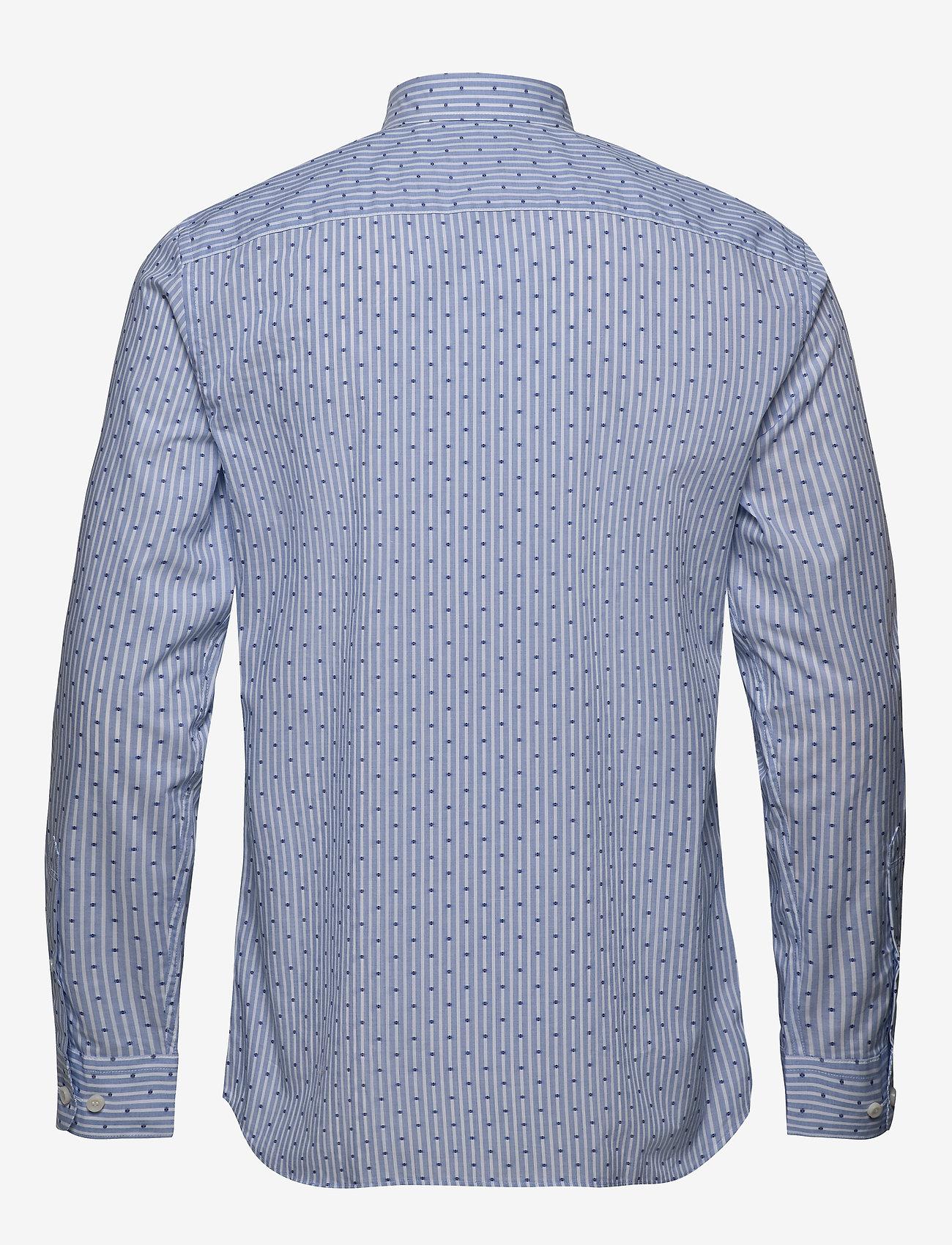 Selected Homme - SLHREGPEN-SIXTEN SHIRT LS B NOOS - chemises business - light blue