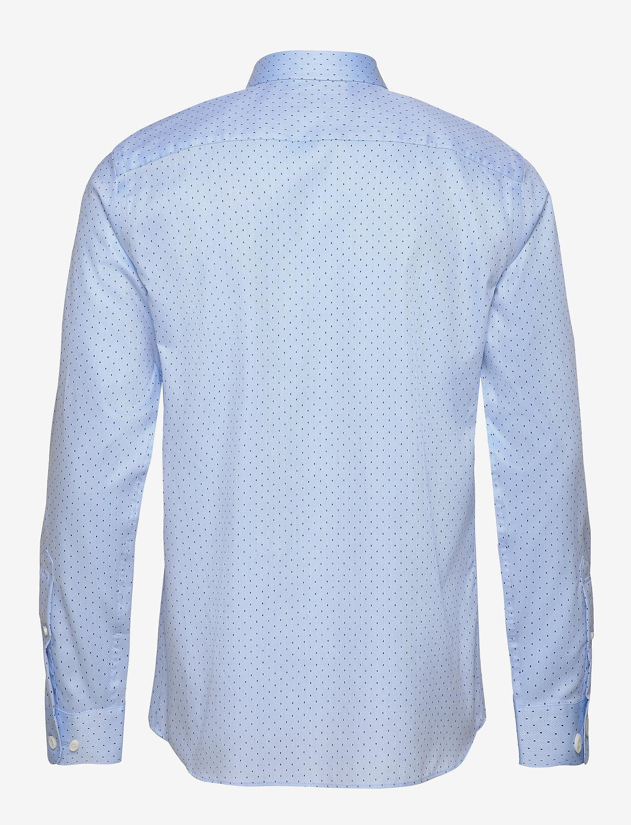 Selected Homme - SLHREGPEN-KENO SHIRT LS B NOOS - chemises business - light blue