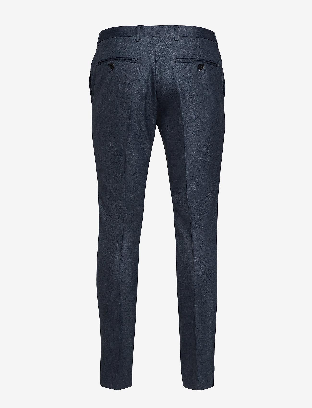 Selected Homme - SLHSLIM-MYLOSTATE FLEX BL STR TRS B NOOS - suitbukser - dark blue - 1