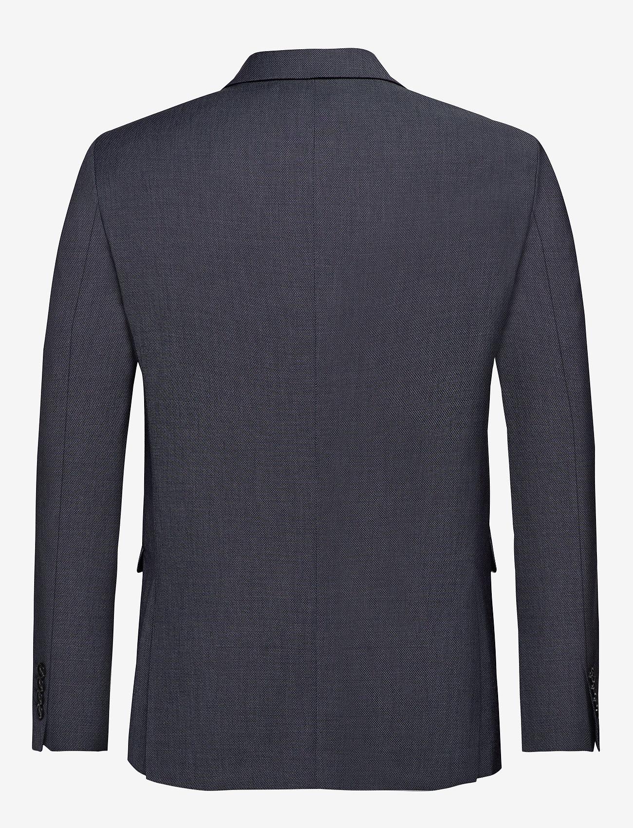 Selected Homme - SLHSLIM-MYLOBILL LT BLUE STRC BLZ B NOOS - single breasted blazers - light blue