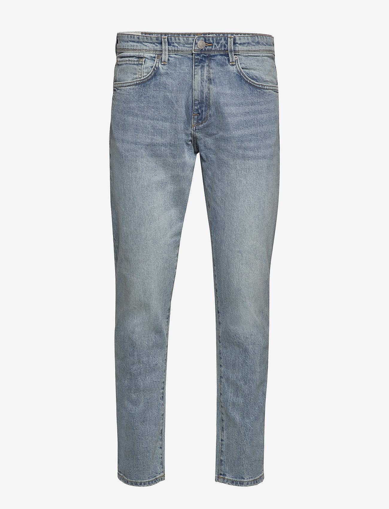 Selected Homme - SLHSLIMTAPE-TOBY 3020 LBLU ST JNS W - slim jeans - light blue denim