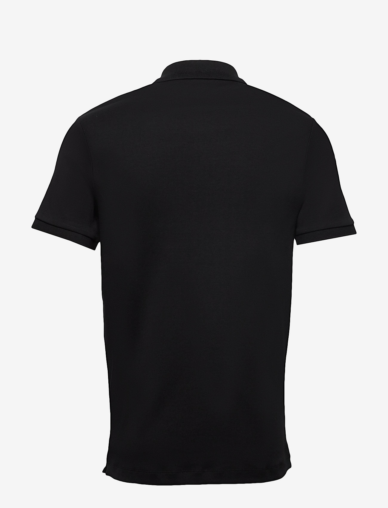Selected Homme - SLHPARIS SS POLO B NOOS - kurzärmelig - black - 1