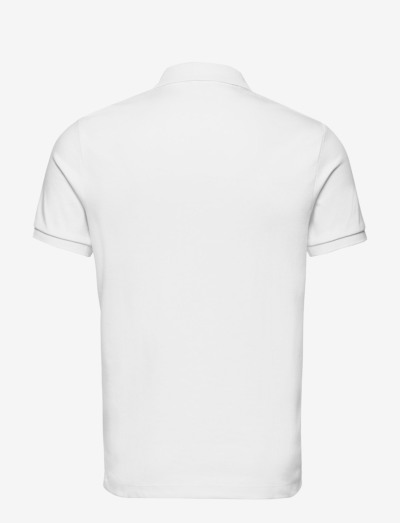 Selected Homme - SLHPARIS SS POLO B NOOS - kortærmede - bright white - 1