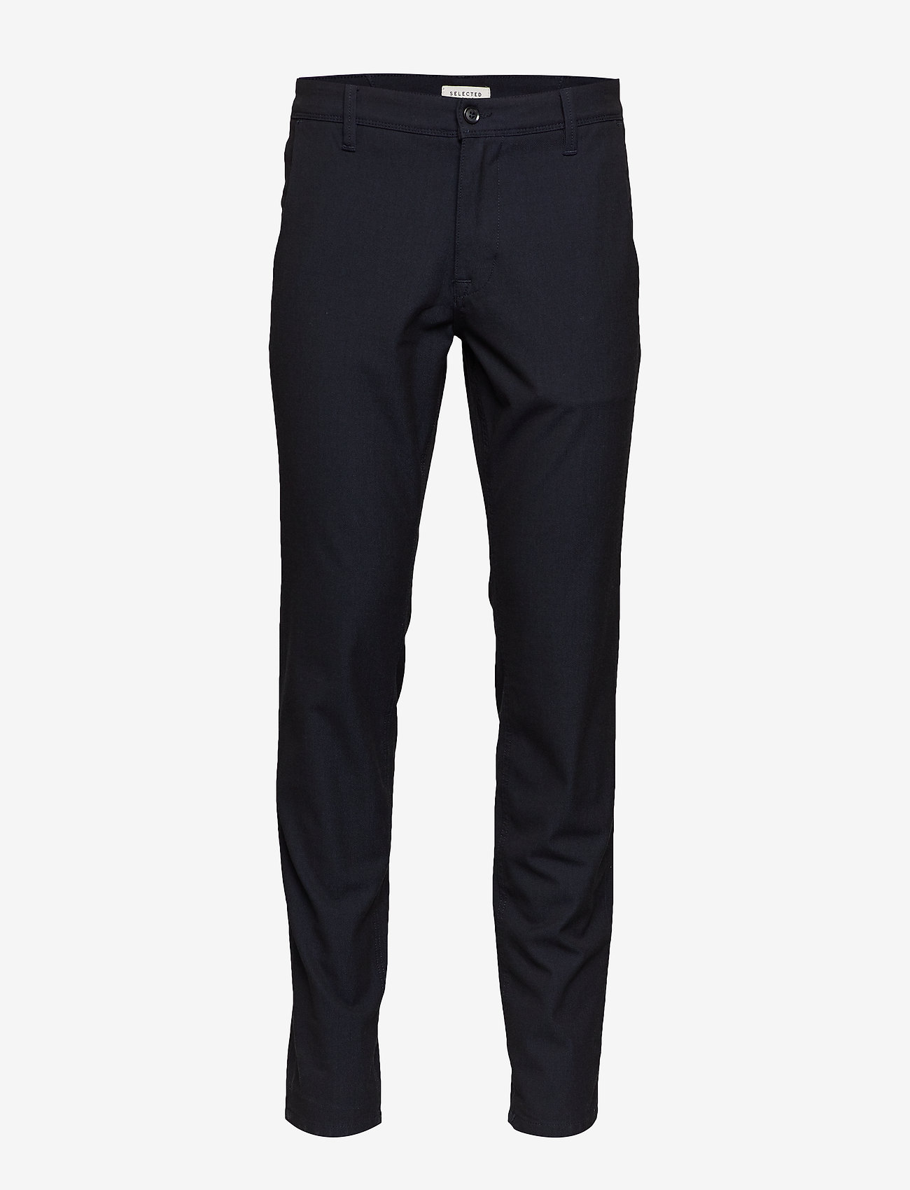 Selected Homme - SLHSLIM-STORM FLEX SMART PANTS W NOOS - suitbukser - dark sapphire - 0