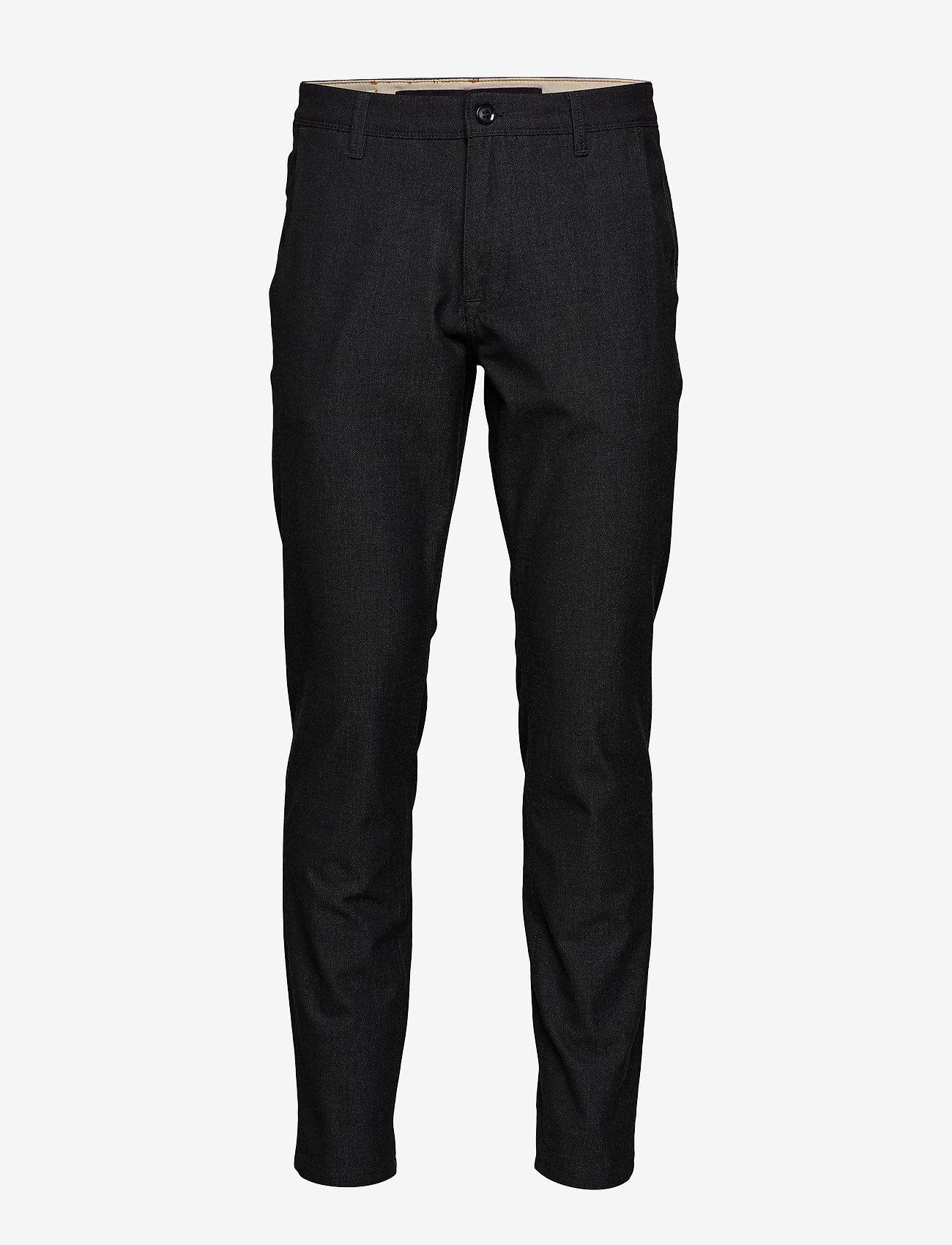 Selected Homme - SLHSLIM-STORM FLEX SMART PANTS W NOOS - suitbukser - grey - 0