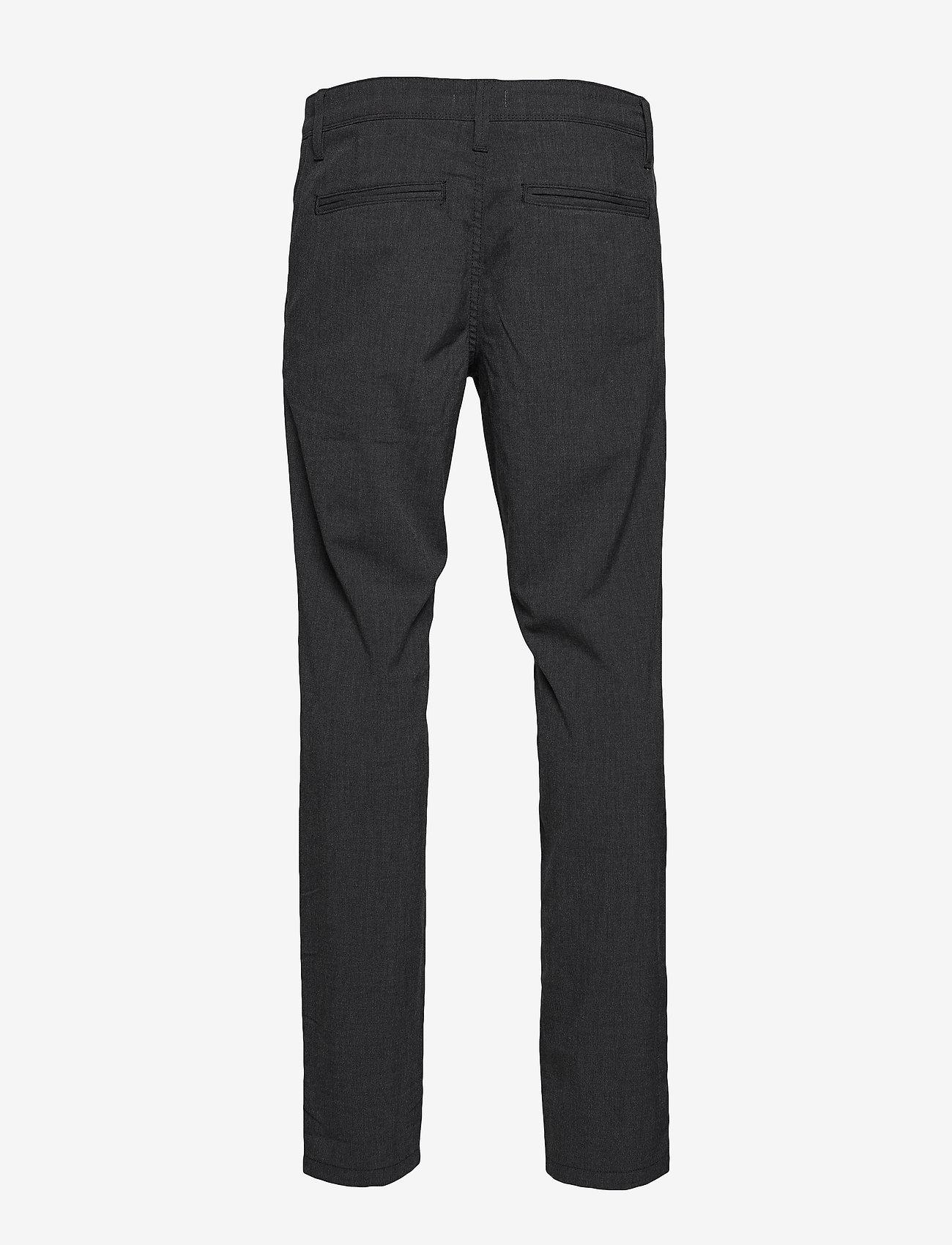 Selected Homme - SLHSLIM-STORM FLEX SMART PANTS W NOOS - suitbukser - grey melange - 1