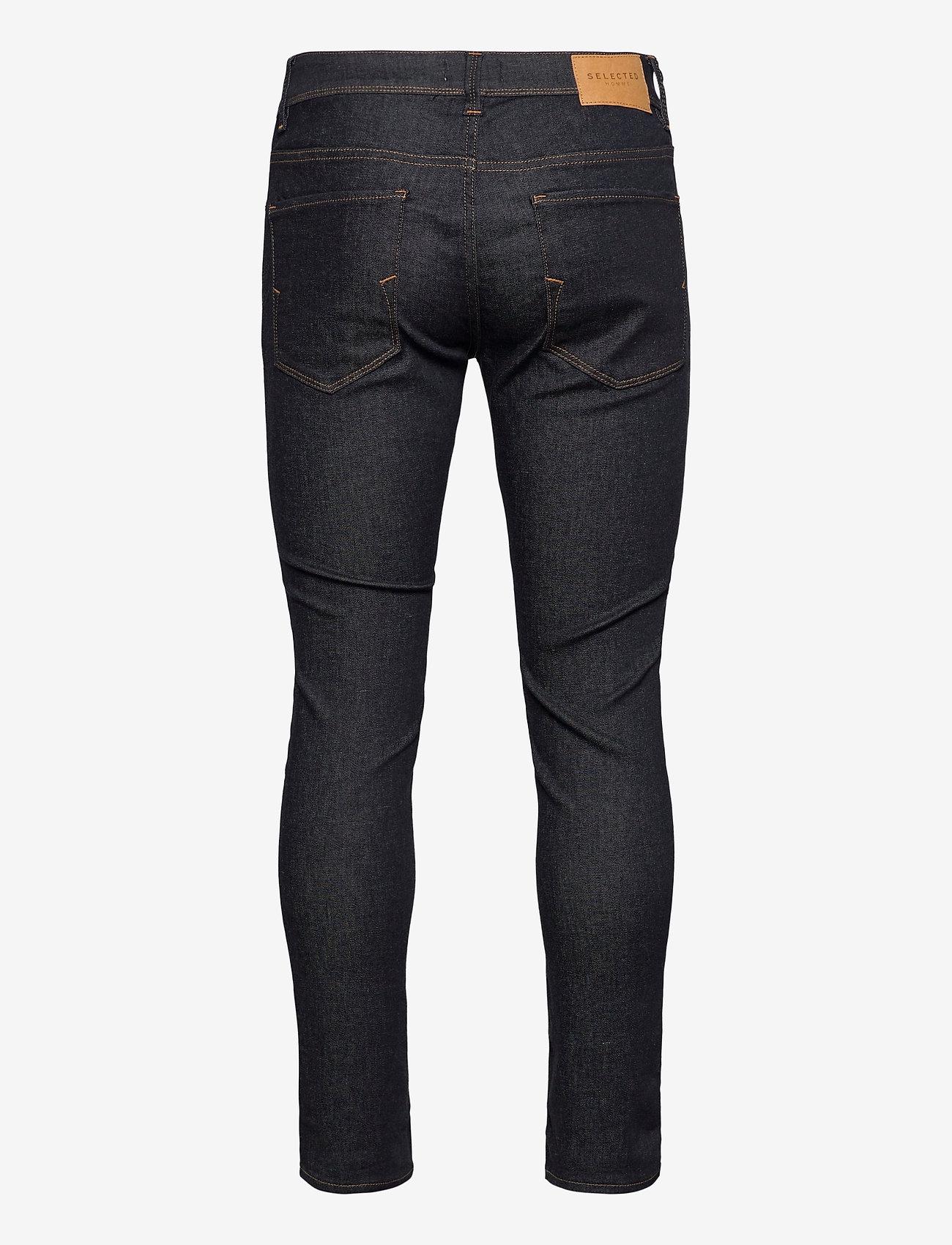 Selected Homme - SLHSLIM-LEON 6234 DB SUPER ST JNS J - slim jeans - dark blue denim - 1
