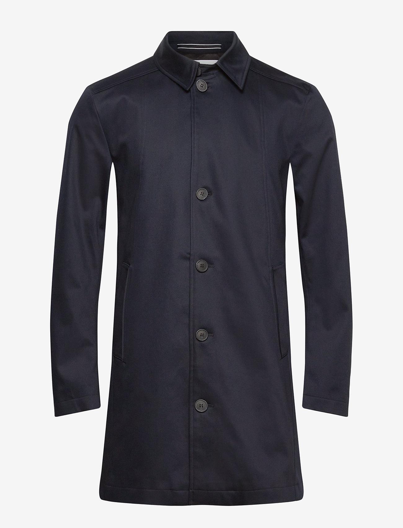 Selected Homme - SLHNEW TIMELESS COAT - manteaux legères - sky captain - 0