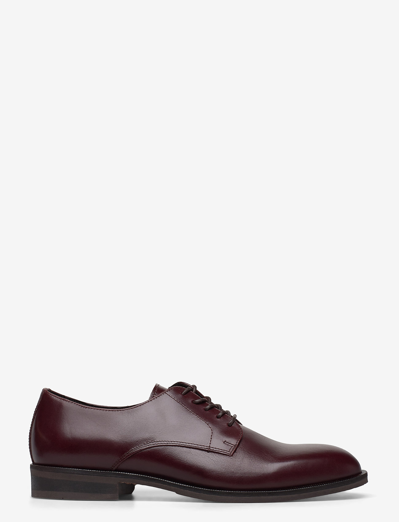 Selected Homme - SLHLOUIS LEATHER DERBY SHOE B - veterschoenen - chestnut - 1