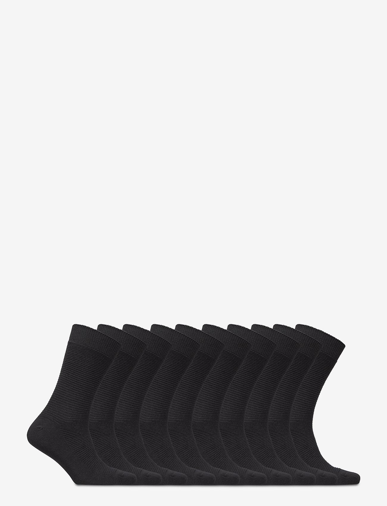 Selected Homme - SLHANDREW 10-PACK SOCK B - chaussettes régulières - black - 1