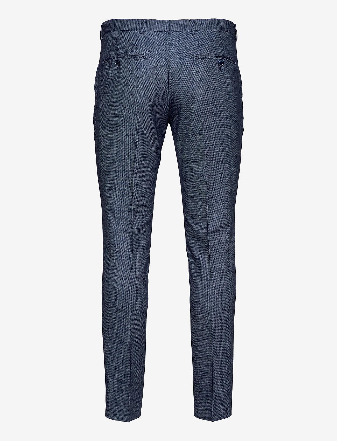 Selected Homme - SLHSLIM-RORYBILL DK BLUE TWILL TRS B - slim jeans - dark blue - 1