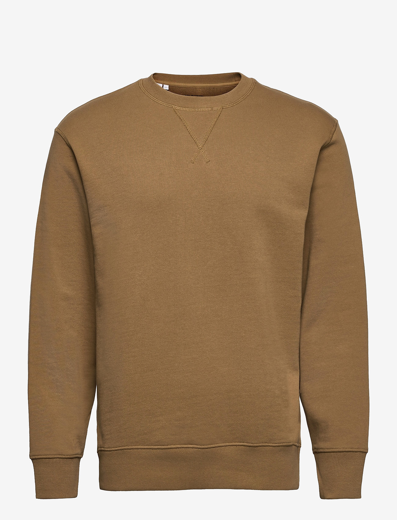 Selected Homme - SLHJASON340 CREW NECK SWEAT S - truien - ermine - 0