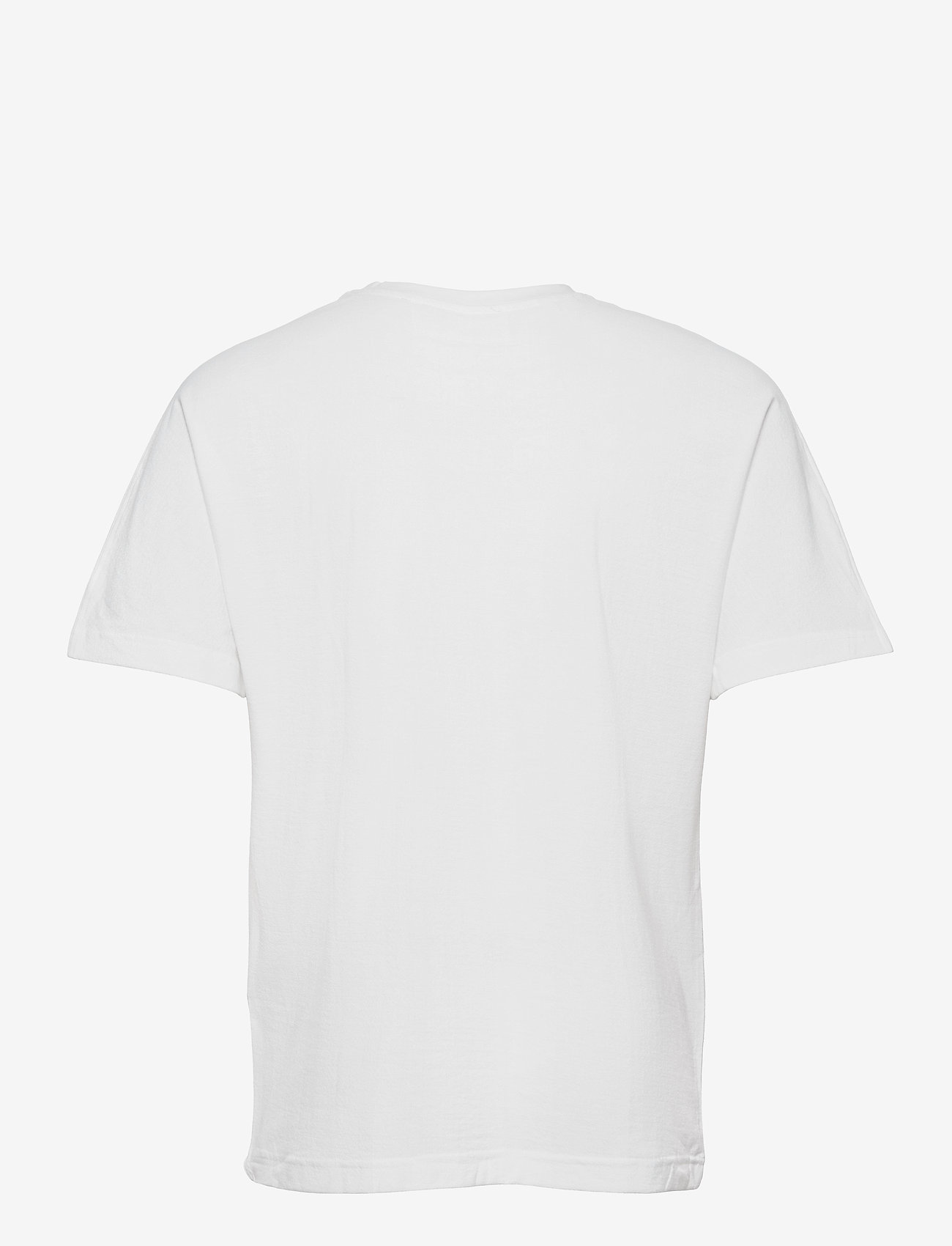 Selected Homme - SLHRELAXALBION SS O-NECK TEE G - podstawowe koszulki - bright white - 1