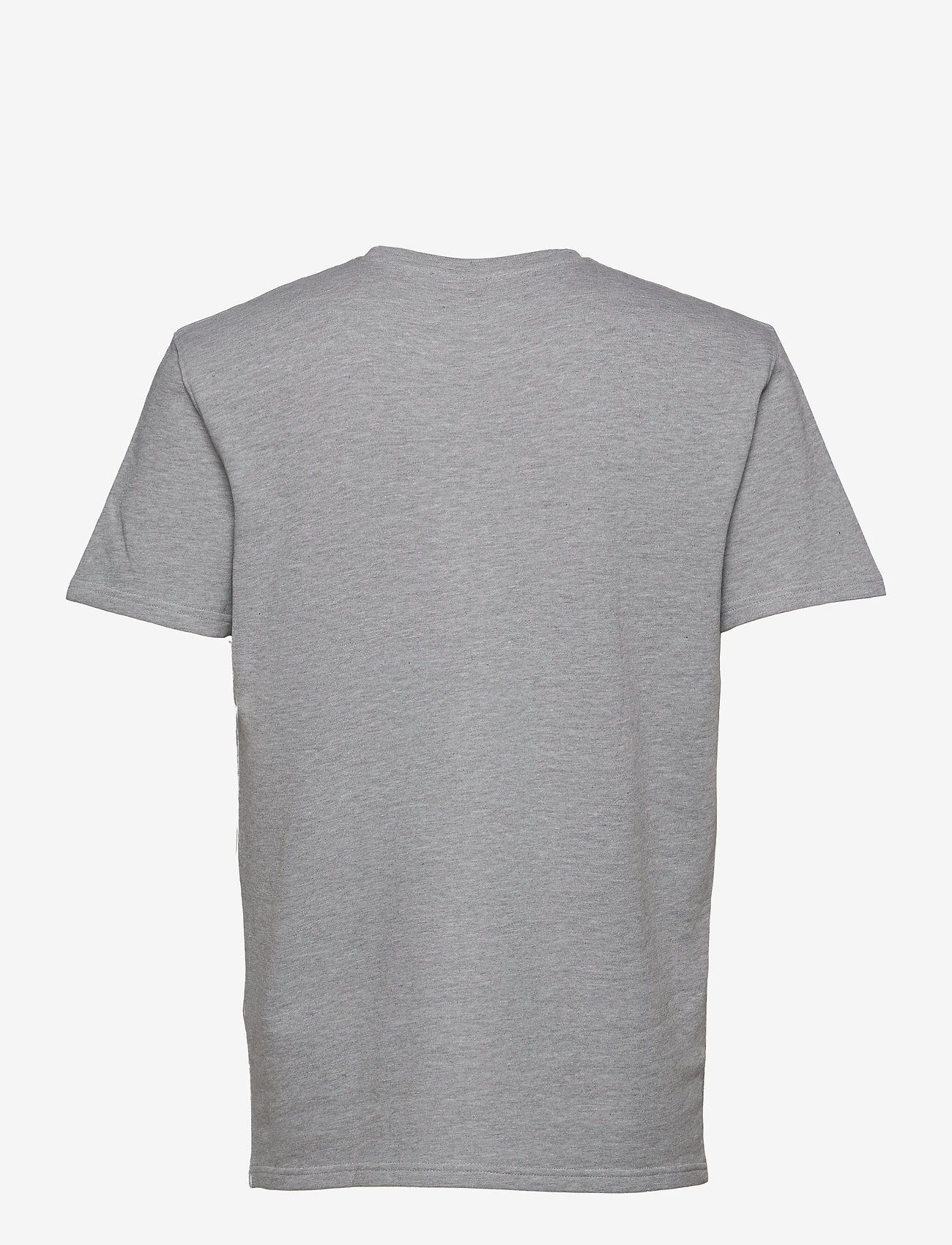 Selected Homme - SLHRELAXALFRED SS O-NECK SWEAT W - t-shirts basiques - grey - 1