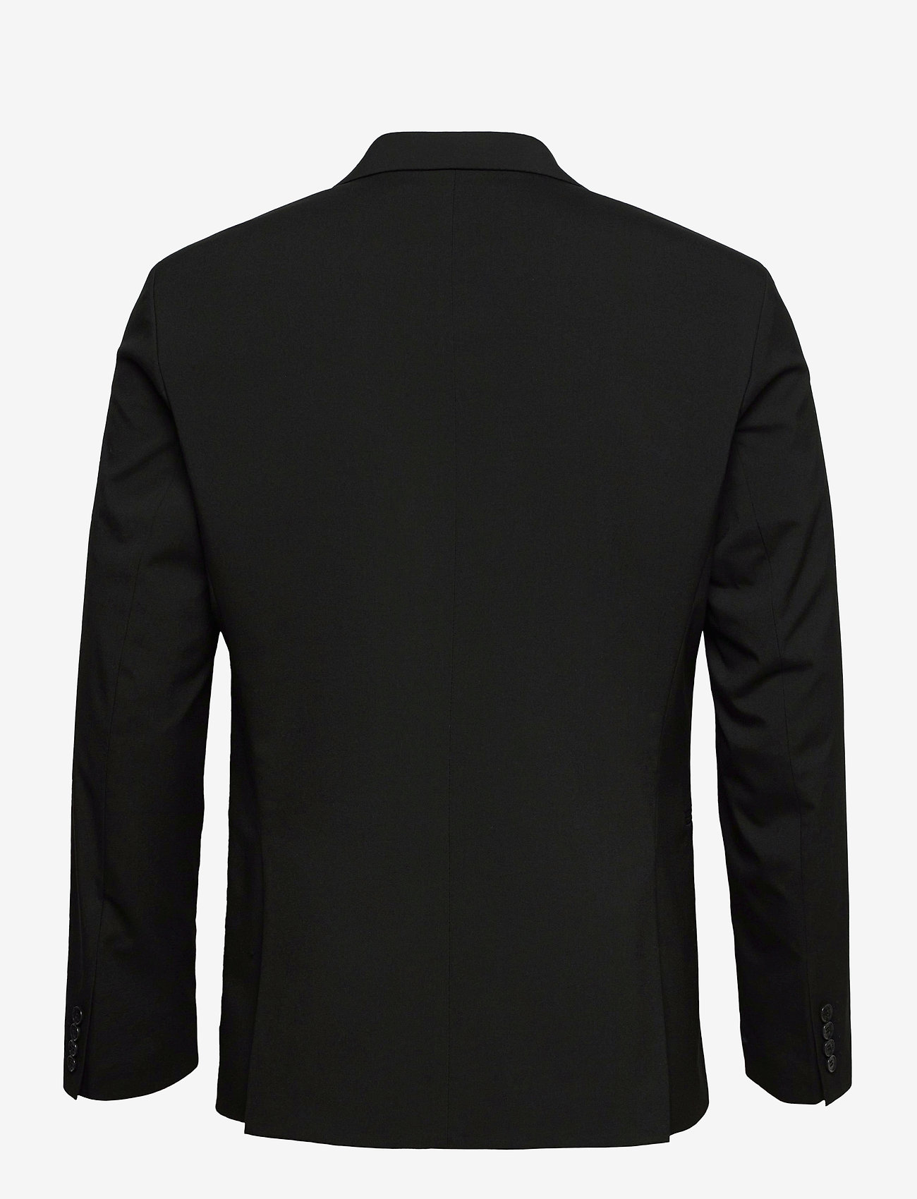 Selected Homme - SLHSLIM-MAZELOGAN DB BLACK BLAZER B - blazers met dubbele knopen - black - 1