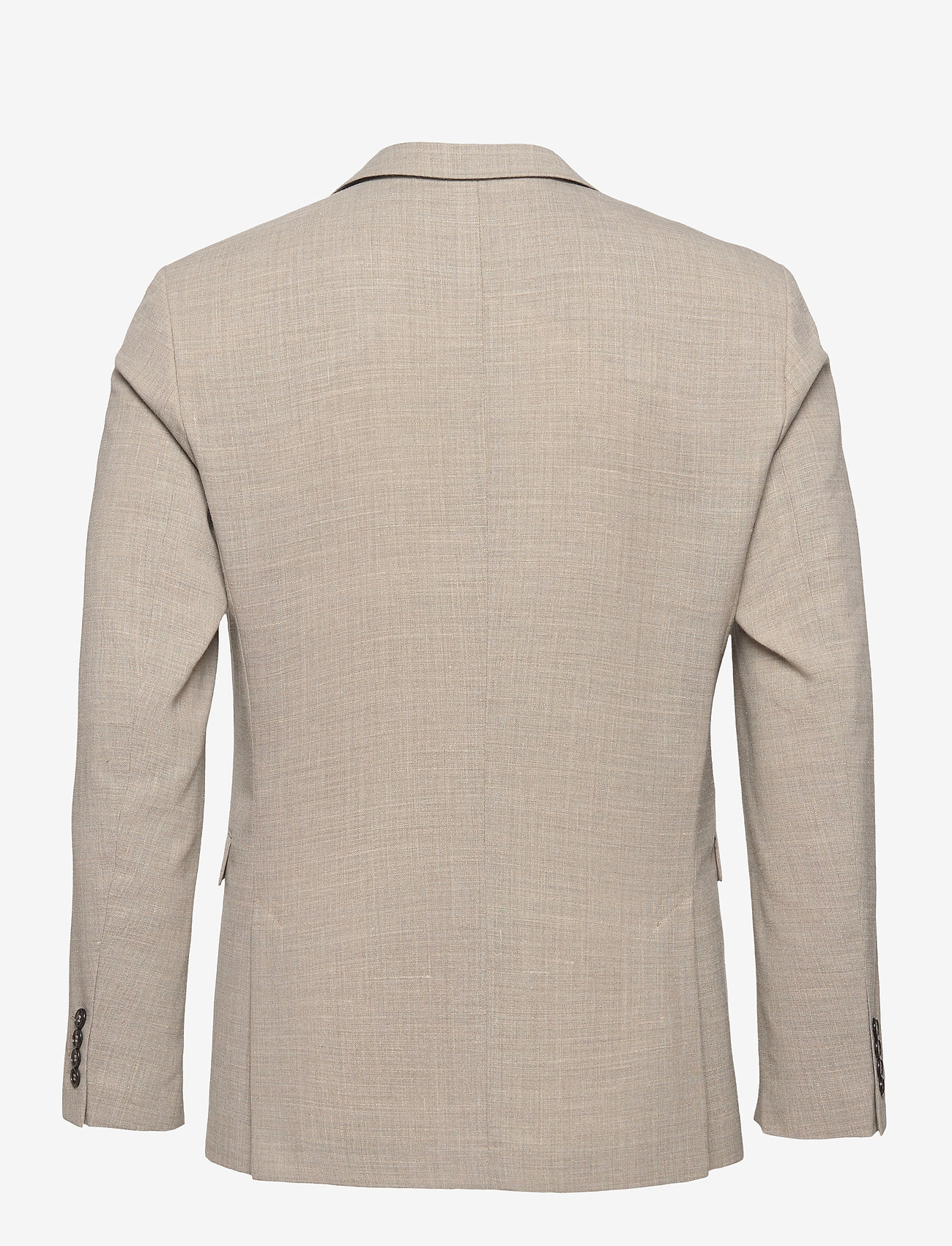 Selected Homme - SLHSLIM-OASIS LIGHT SANDLZ - single breasted blazers - sand - 1