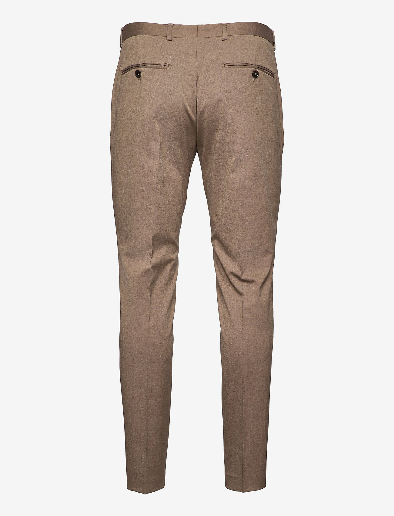 Selected Homme - SLHSLIM-MYLOLOGAN CAMEL TRS B - chino's - camel - 1