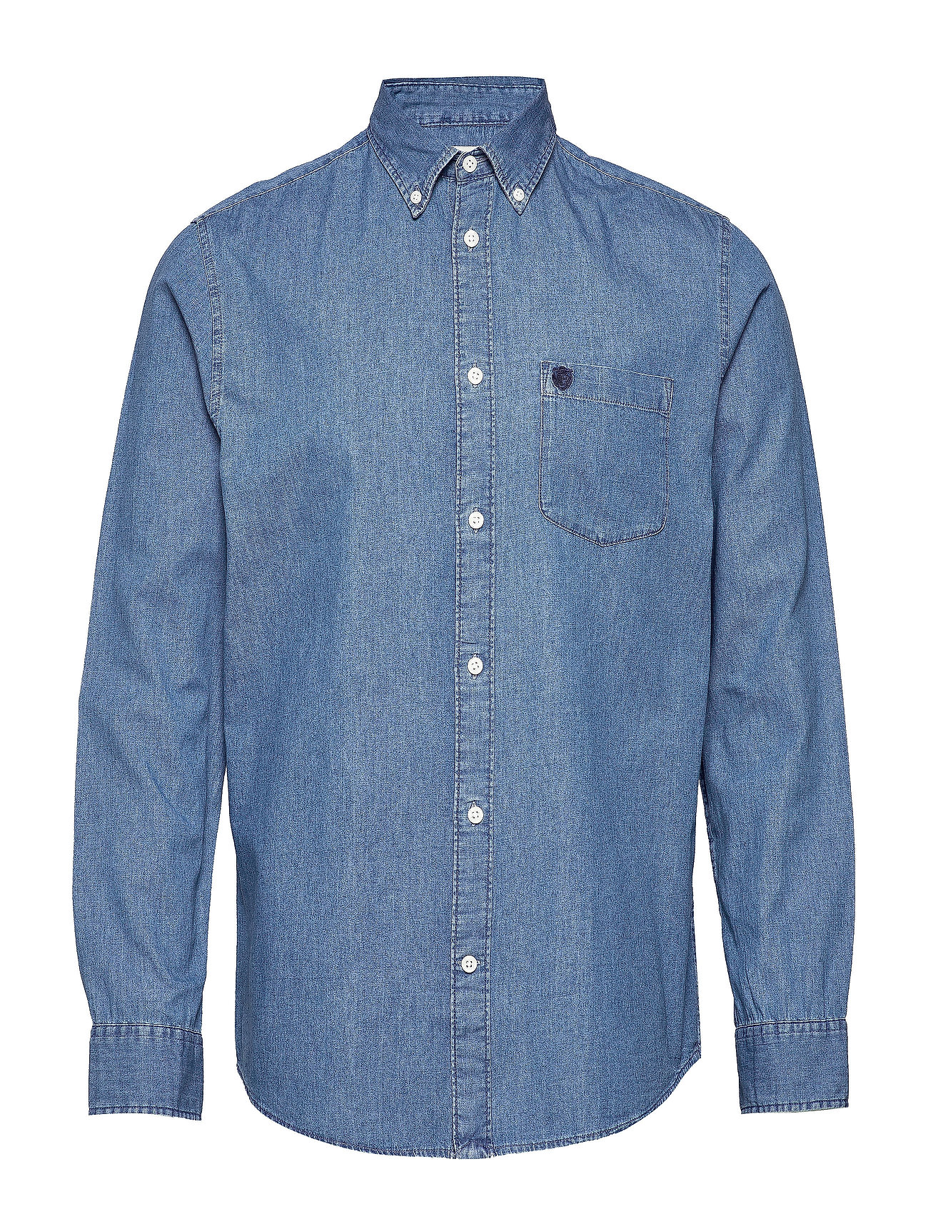 Selected Homme Collect shirt ls r  NOOS H - LIGHT BLUE DENIM