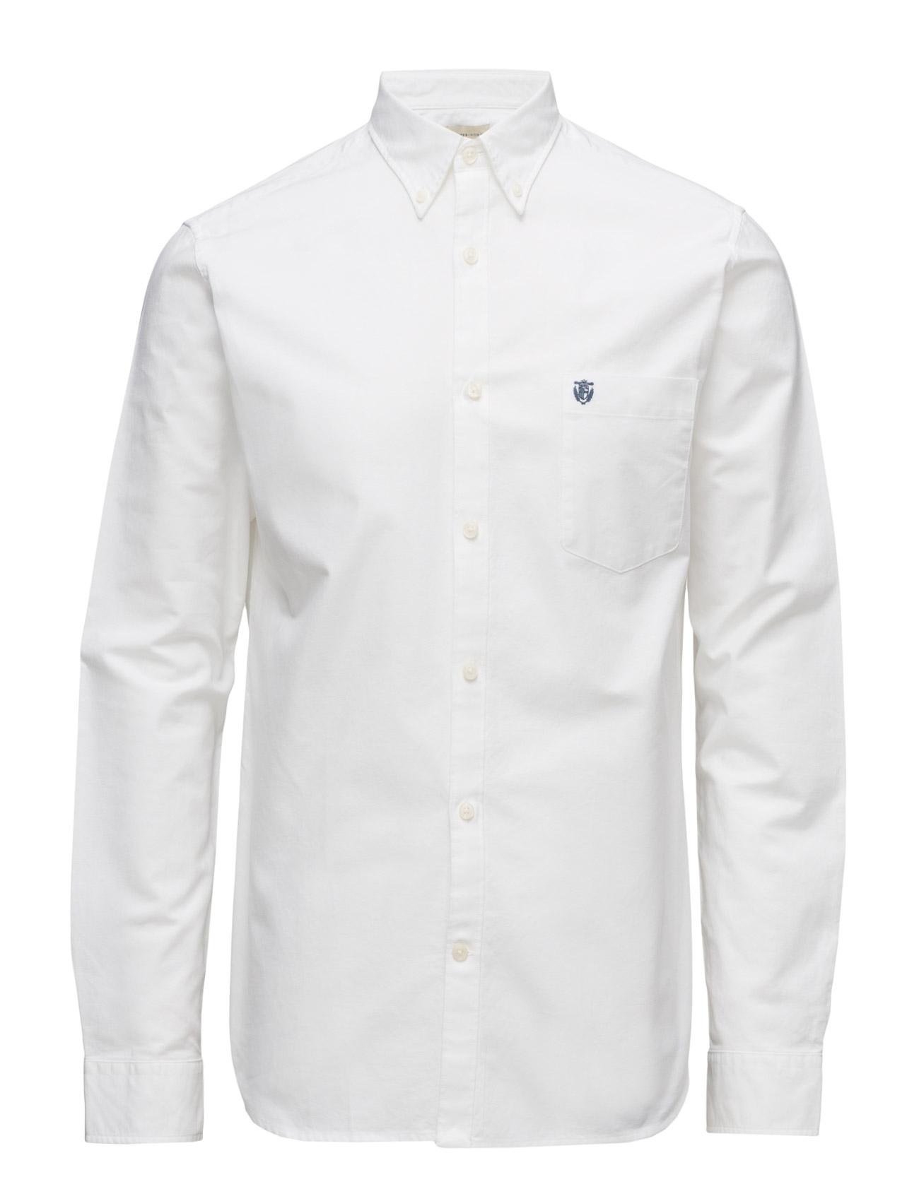 Selected Homme Collect shirt ls r NOOS H Ögrönlar