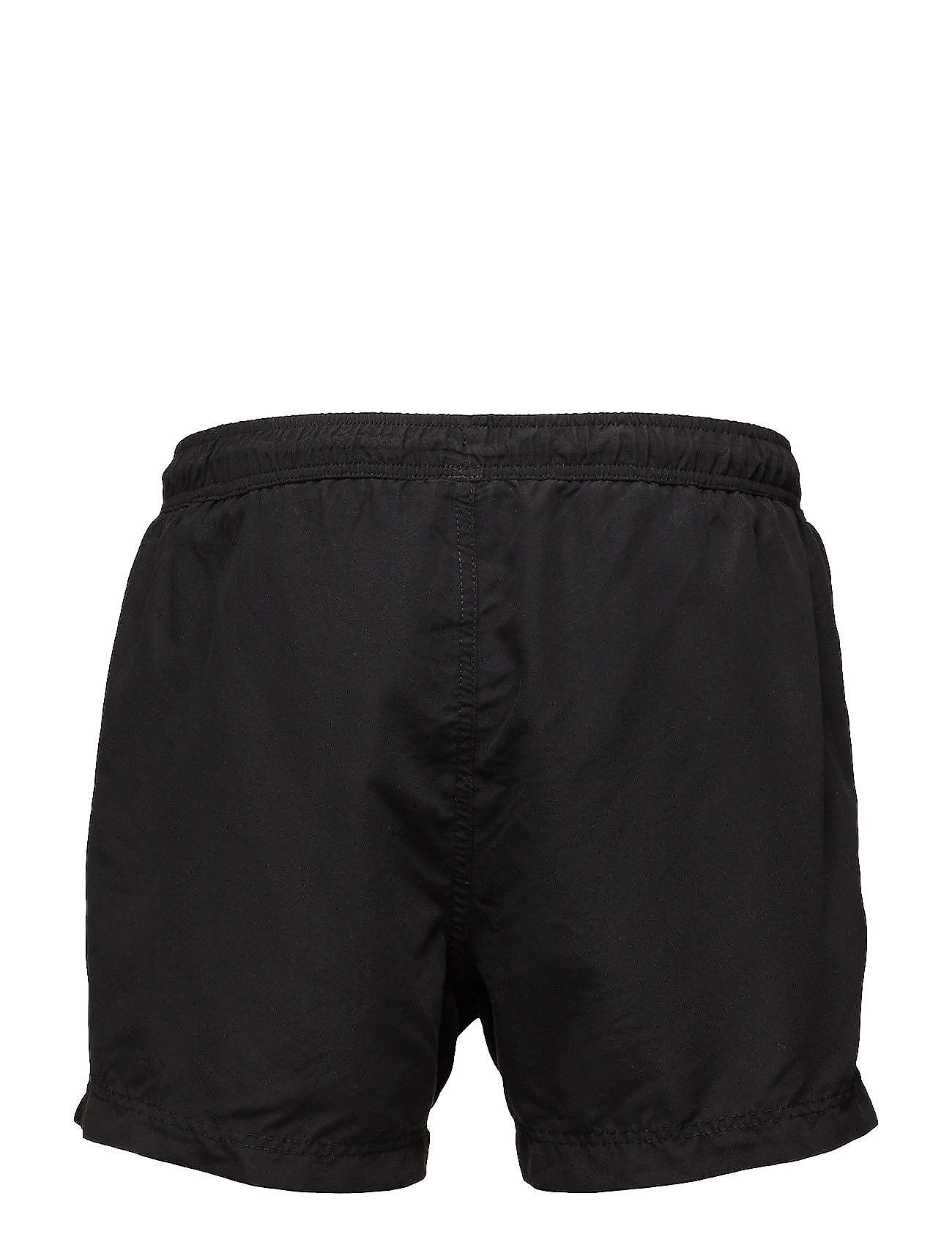Slhclassic Colour Swimshorts W Badeshorts Sort SELECTED HOMME