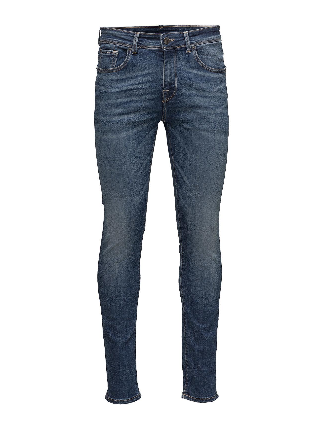 Selected Homme SHNSLIM LEON 1435 D. blå ST JEANS NOOS Jeans
