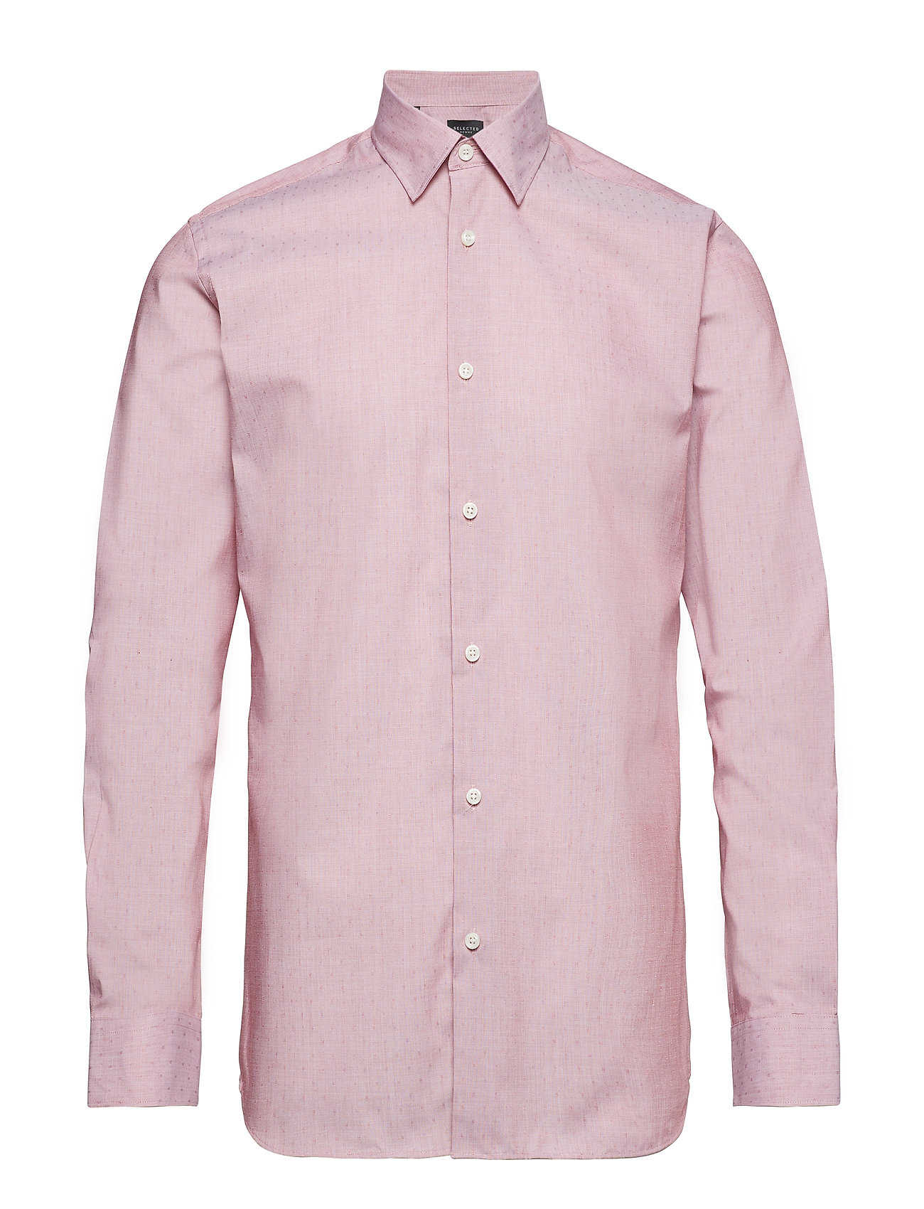 Selected Homme SLHREGPEN-TOM SHIRT LS DOBBY B NOOS
