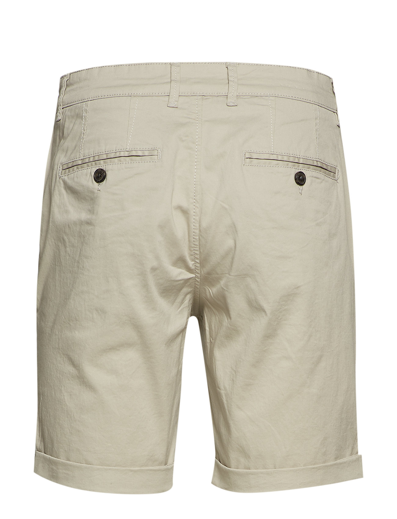 Selected Homme - SLHSTRAIGHT-PARIS SHORTS W NOOS - chino's shorts - moonstruck - 1