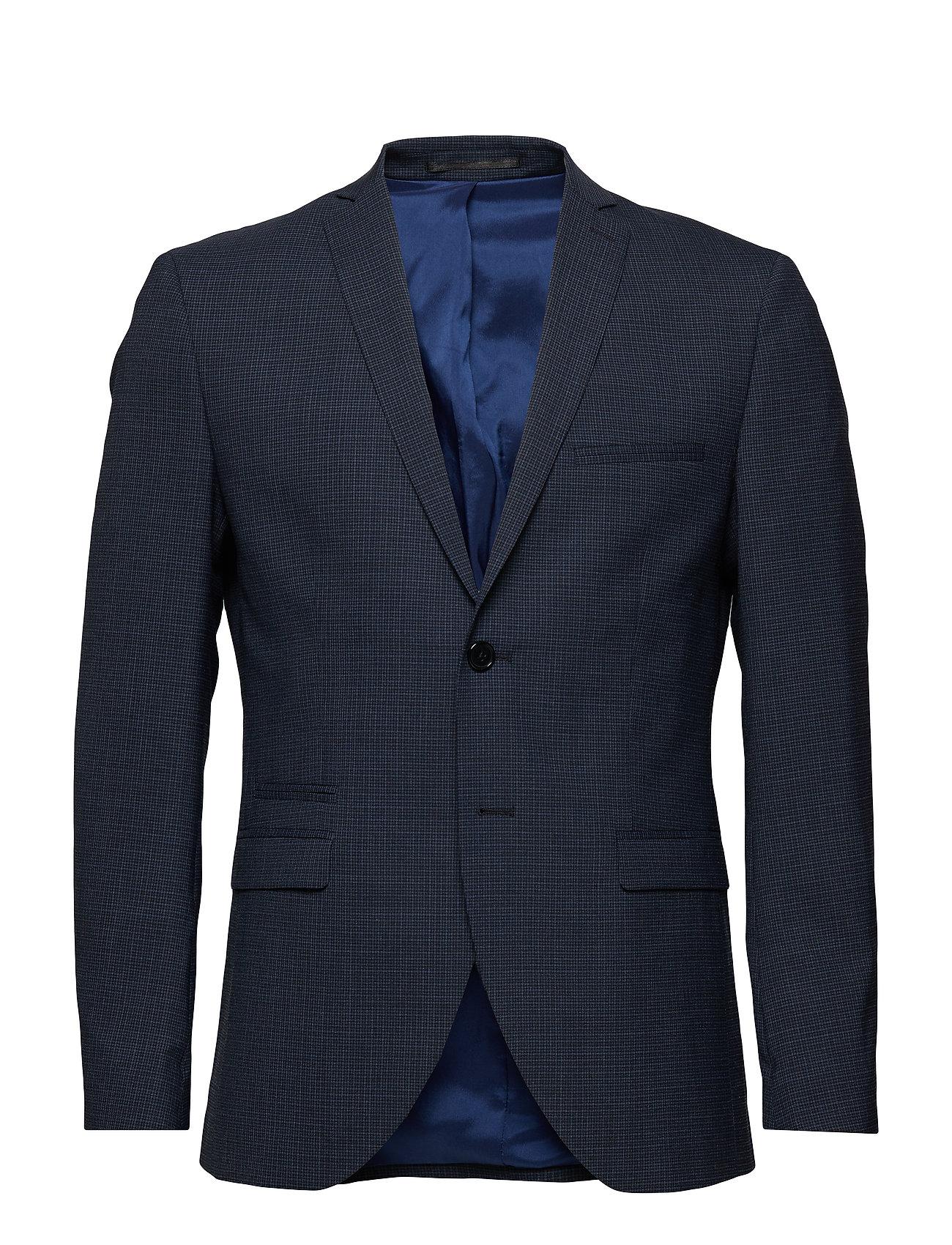Selected Homme SLHSLIM BUFFALONOAH blå CHK BLZ B NOOS Kostymer & kavajer