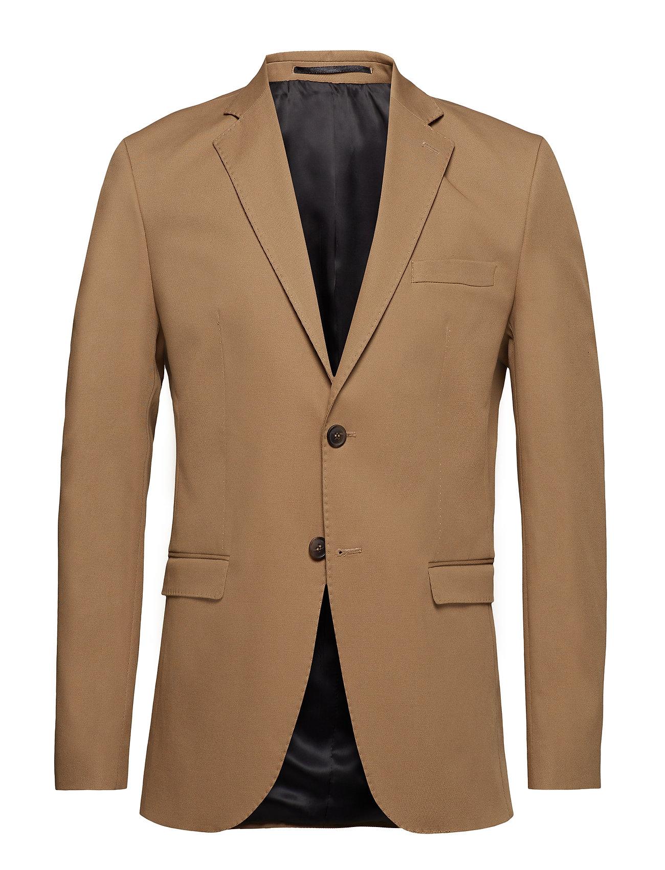 0157cda726b Selected Homme blazere – Slhslim-Myloal Sand Blazer B til herre i ...