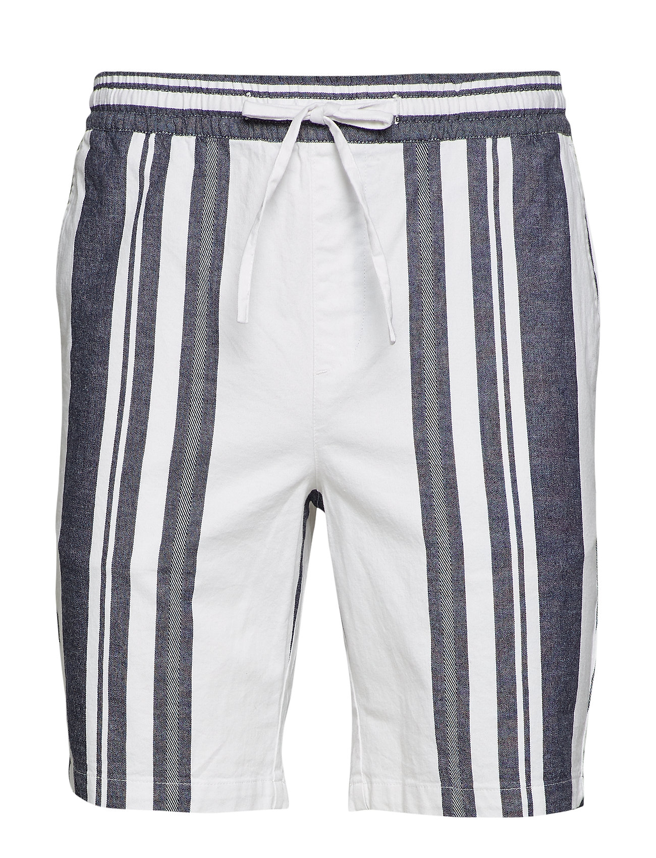 Selected Homme SLHTAPEröd STEFAN STRIPE SHORTS B Shorts