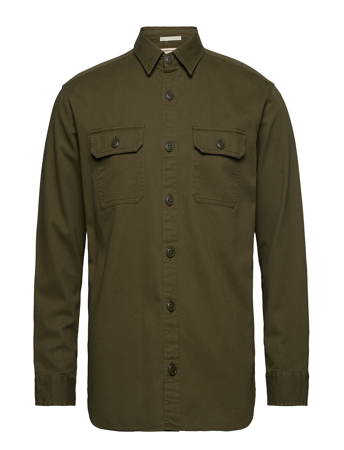 Selected Homme SLHLOOSEWILL SHIRT LS W - SEA TURTLE