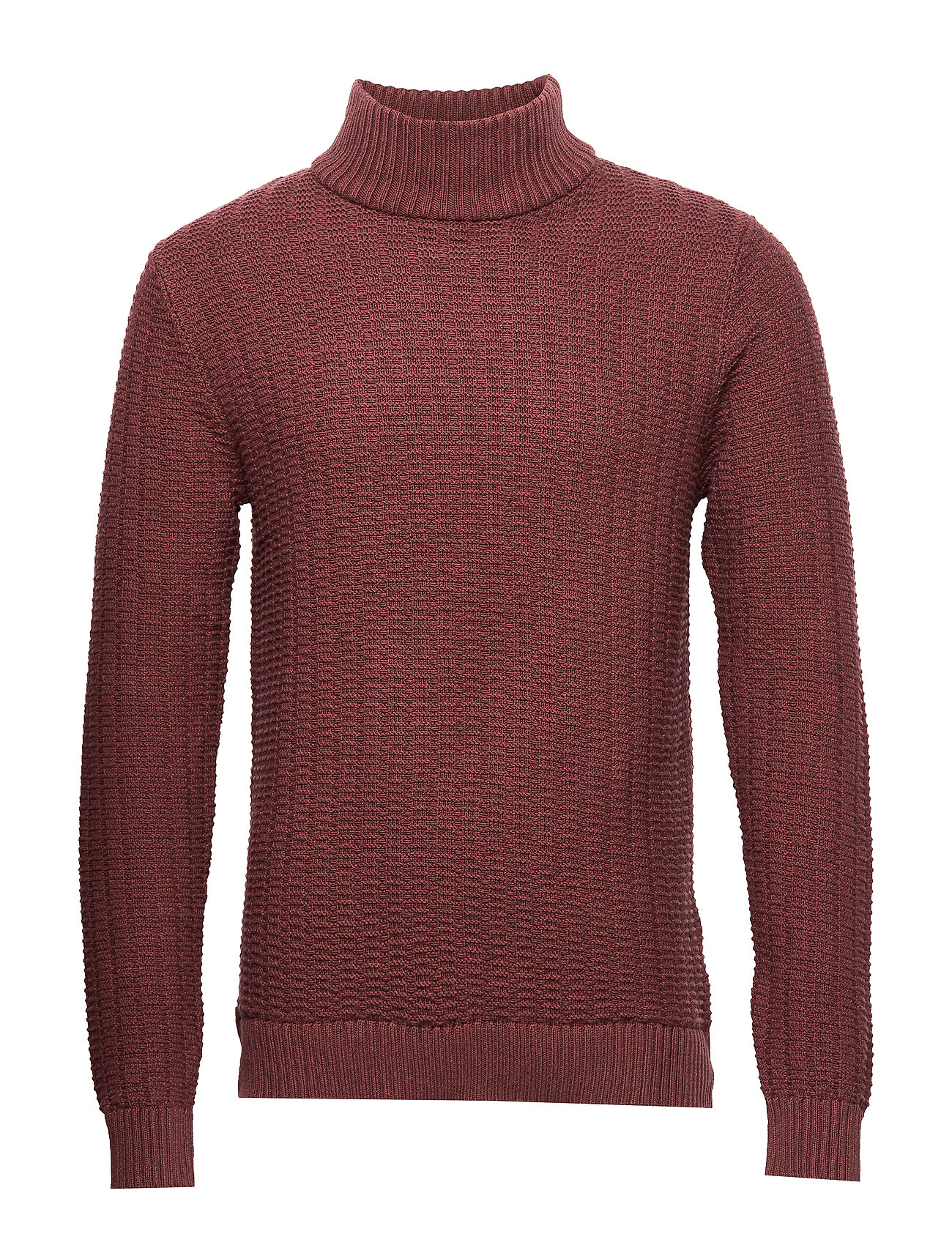 Selected Homme SLHROLF STRUCTURE HIGH NECK W - ANDORRA