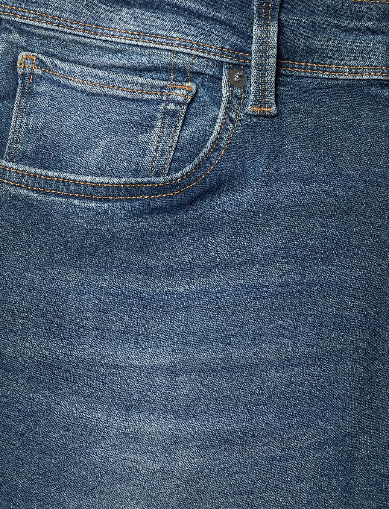 Selected Homme - SLHSLIM-LEON 6266 M.B SU-ST JEANS U - skinny jeans - medium blue denim - 2