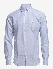 Collect shirt ls r   H - AIR BLUE
