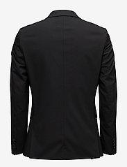 Selected Homme - SLHSLIM-MYLOLOGAN BLACK BLAZER B NOOS - enkeltradede jakkesæt - black - 1