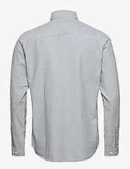 Selected Homme - SHHTWOOLIVER SHIRT LS SEERSUCKER - chemises business - blue aster - 1
