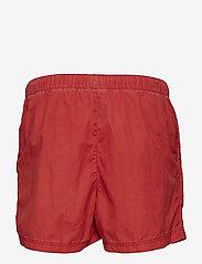 Selected Homme - SHHCLASSIC WASHED SWIMSHORTS - swim shorts - pompeian red - 1