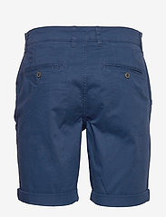 Selected Homme - SLHSTRAIGHT-PARIS SHORTS W NOOS - chino's shorts - estate blue - 1