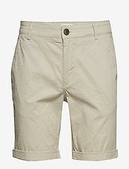 Selected Homme - SLHSTRAIGHT-PARIS SHORTS W NOOS - chino's shorts - moonstruck - 0