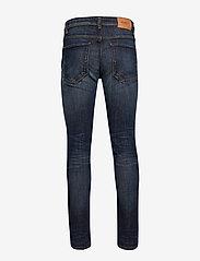 Selected Homme - SLHSLIM-LEON 6164 D. BLUE ST JNS W NOOS - slim jeans - dark blue denim - 1