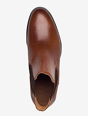 Selected Homme - SLHLOUIS LEATHER CHELSEA BOOT B NOOS - chelsea boots - cognac - 3