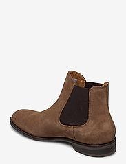 Selected Homme - SLHLOUIS SUEDE CHELSEA BOOT B NOOS - chelsea boots - cognac - 2