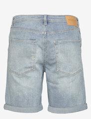 Selected Homme - SLHALEX 330 LBLUE SU-ST DNM SHORT W NOOS - denim shorts - light blue denim - 1