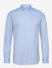 Selected Homme - SLHREGPEN-KENO SHIRT LS B NOOS - chemises business - light blue - 0