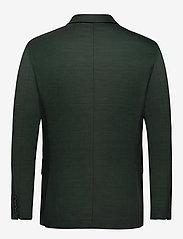 Selected Homme - SLHSLIM-MYLOSTATE FLEX GREEN BLZ B - single breasted blazers - dark green - 1