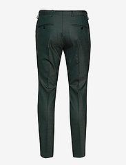 Selected Homme - SLHSLIM-MYLOSTATE FLEX GREEN TRS B - formele broeken - dark green - 1
