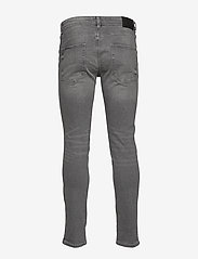 Selected Homme - SLHSLIM-LEON 3021 L.GREY ST JEANS W NOOS - slim jeans - light grey denim - 1